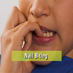 nailbiting